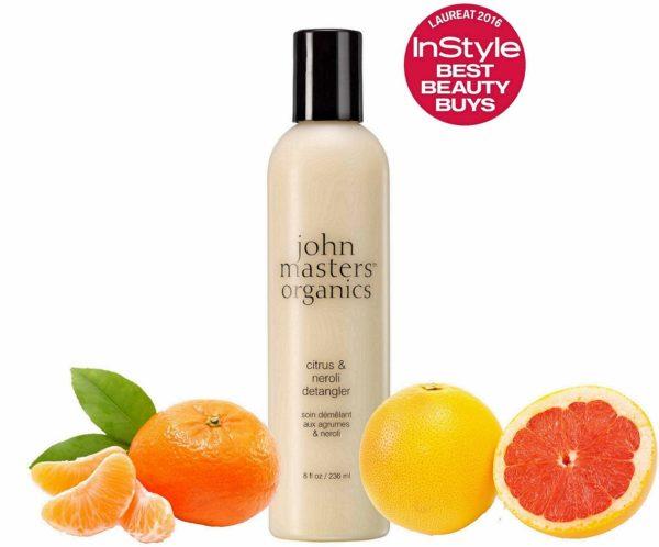 Cytrus i gorzka pomarańcza odżywka do włosów John Masters Organics