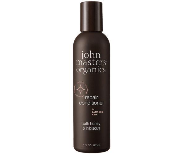 John Masters Organics Miód i hibiskus odżywka regenerująca do włosów