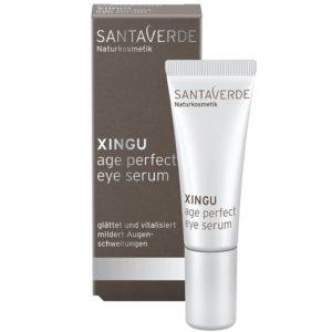 Naturalne serum pod oczy XINGU Santaverde 10 ml