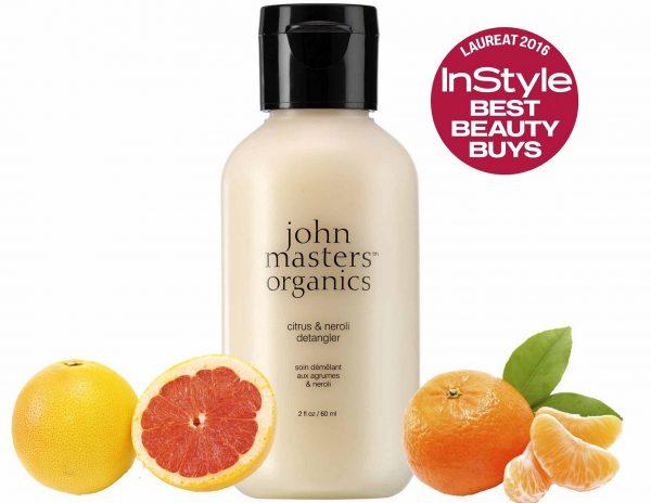 John Masters Organics Cytrus i gorzka pomarańcza odżywka do włosów