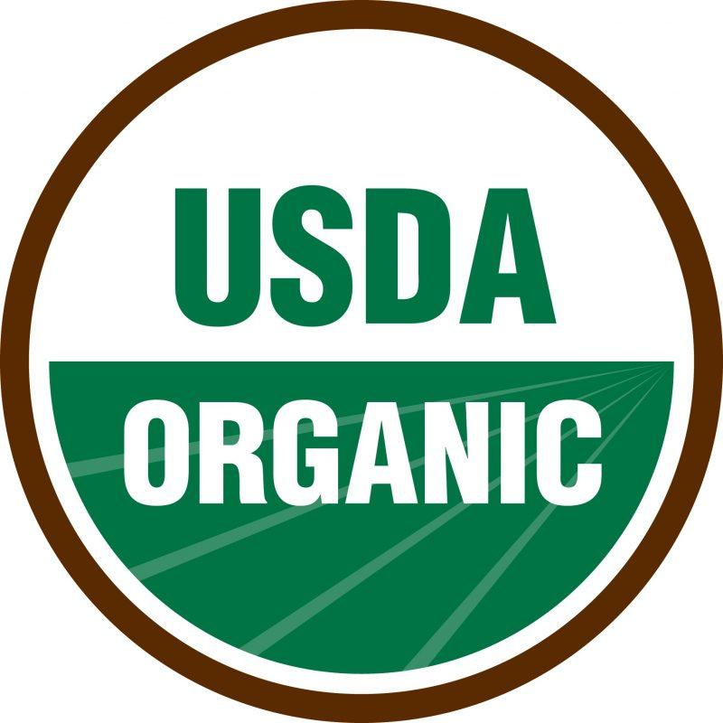 Certyfikat ekologiczny USDA