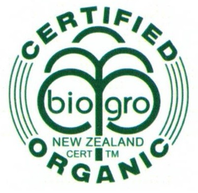 Certyfikat Organiczny