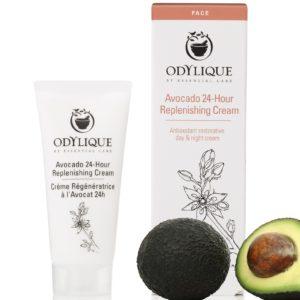 Essential Care Odylique Odżywczy krem z awokado 15 ml