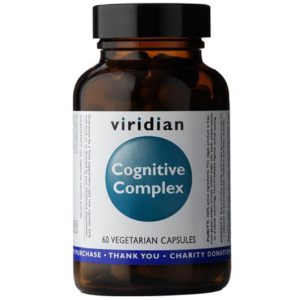 Viridian Cognitive Complex | Suplement na pamięć i koncentrację