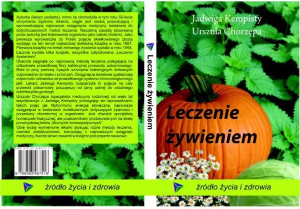Leczenie żywieniem Jadwiga Kempisty i Urszula Chorzępa