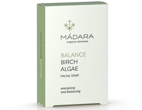 Madara mydło brzoza i algi do mycia twarzy 75 gr