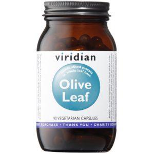 Viridian Liść oliwny suplement diety 90 kaps