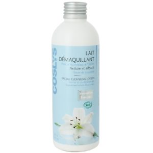 Ekologiczne mleczko do demakijażu z ekstraktem z bio lilii Coslys 200 ml