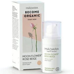 Madara Moon Flower Fluid tonujący do twarzy 15 ml