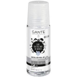 Sante Kristall Deo Roll On dezodorant naturalny 50 ml