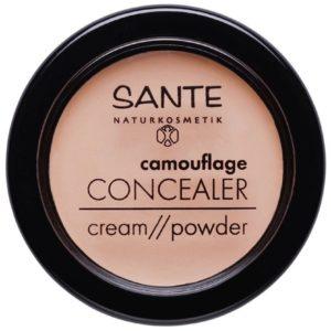 Sante korektor kamuflaż Beige | Makijaż naturalny