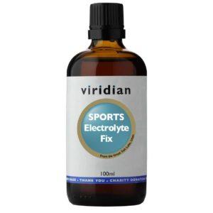 Naturalne elektrolity Viridian Sports Electrolyte Fix 100 ml