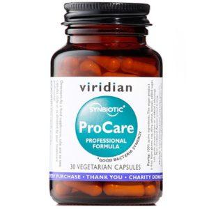 Viridian Synbiotyk ProCare 30 kapsułek