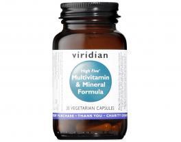 High Five Multivit & Mineral Formula Viridian