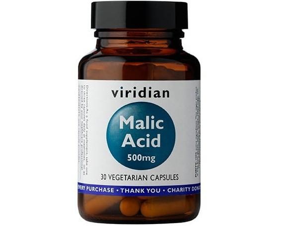 Viridian Malic Acid 30 kapsułek
