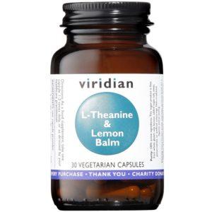 Viridian L-Teanina z melisą