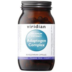 Viridian Maximum Potency Adaptogen Complex