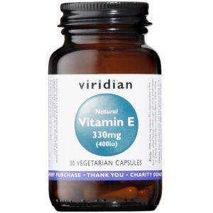 Viridian naturalna witamina E