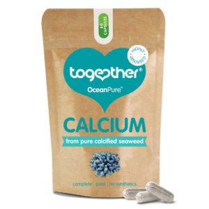 Together wapń z alg morskich OceanPure Calcium