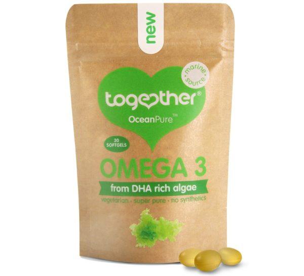 Together Omega 3 OceanPure 30 kaps.