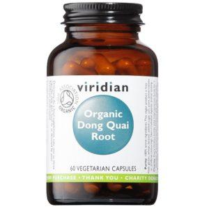 Viridian Organic Dong Quai Root