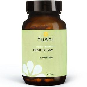 Fushi Devils Claw Bio | Czarci pazur w suplemencie diety