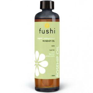Fushi Rosehip Oil | Bio olejek z nasion dzikiej róży tłoczony na zimno