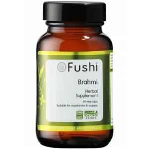 Fushi Brahmi Bio 60 kaps. | Suplement na układ krążenia
