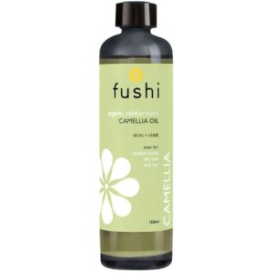 Fushi Camellia Oil | Bio olejek z kamelii tłoczony na zimno