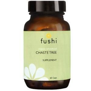 Fushi Chaste Tree Bio | Niepokalanek - zioło na regulację miesiączki