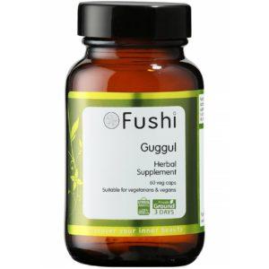 Fushi Guggul Bio 60 kaps. | Balsamowiec indyjski suplement diety