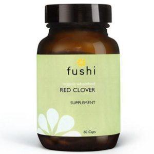 Fushi Red Clover Bio Whole Food | Organiczna czerwona koniczyna