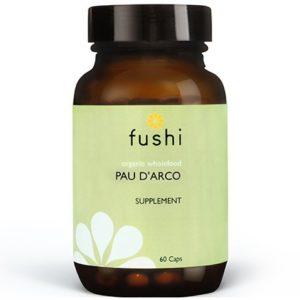 Fushi PauD'Arco Bio (Lapacho) 60 kapsułek