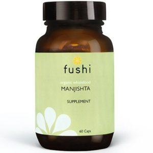 Fushi Manjistha Bio 60 kaps. | Oczyszczanie krwi z toksyn i bakterii