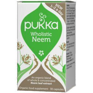 Pukka Herbs Neem Wholistic 30 kaps