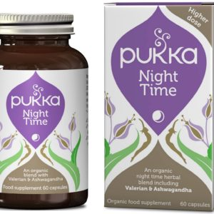 Pukka Herbs Night Time 60 kaps.