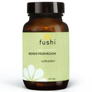 Fushi Reishi Mushroom Bio 60 kaps.