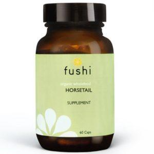 Fushi Horsetail Bio 60 kaps. | Skrzyp polny w suplemencie diety