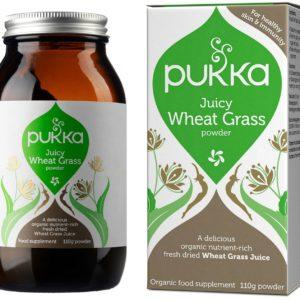 Pukka Juicy Wheat Grass 110 g