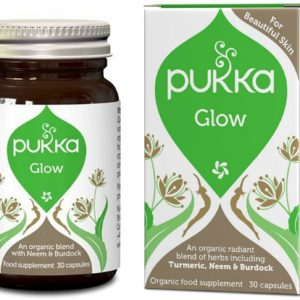 Pukka Herbs Glow 30 kapsułek