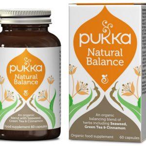 Pukka Herbs Natural Balance