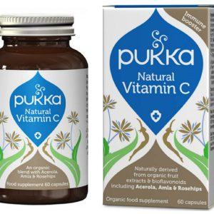 Pukka Herbs Naturalna Witamina C