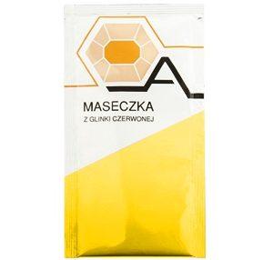 Argiletz maseczka z glinki żółtej 10 g (Próbka)