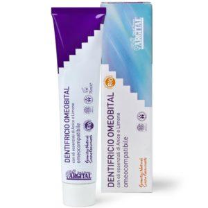 Argital homeopatyczna pasta do zębów Omeobital 75 ml