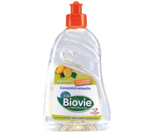 Ekologiczny płyn do naczyń Cytrus Biovie 500 ml