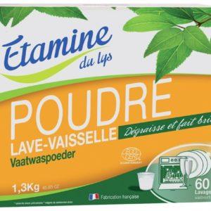 Bezzapachowy proszek do zmywarki EDL Etamine du Lys