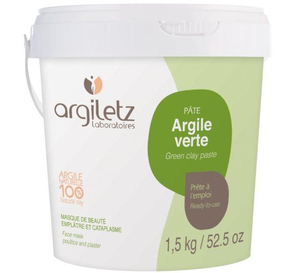 Glinka zielona w paście Argiletz 1 kg