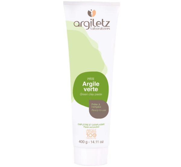 Glinka zielona Argiletz w tubie 400 g