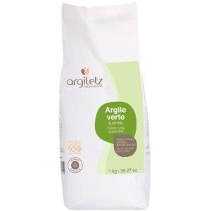Argiletz zielona glinka sypka 1 kg
