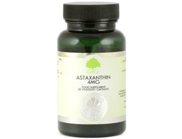 GG Astaksantyna 4 mg 30 kapsułek